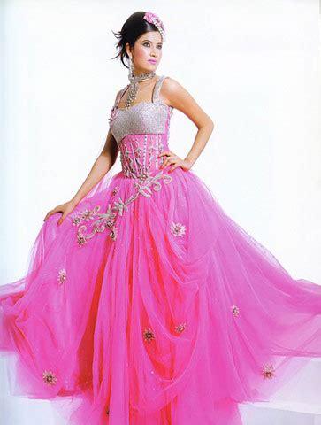 pink indian wedding dresses bridal makeup