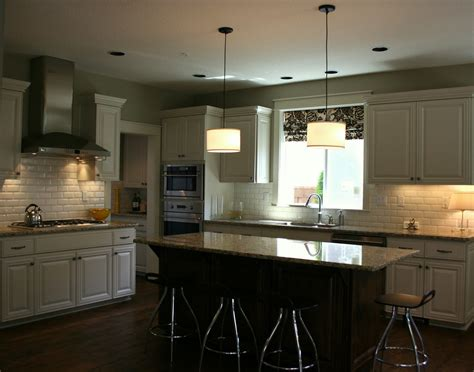 Kitchen Island Lighting With Advanced Appearance  Traba Homes