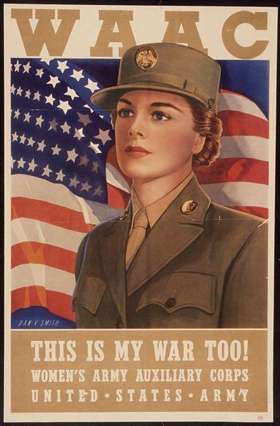 womens army auxiliary corps waac