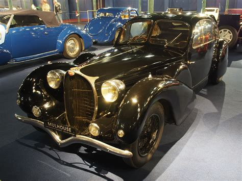 Bugatti Type 64 by File 1939 Bugatti Type 64 Coach 4 Places 8cyl 4432cc 170hp
