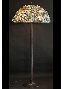 tiffany replica tiffany lamp lobby lamp floor lamp With faux tiffany floor lamp