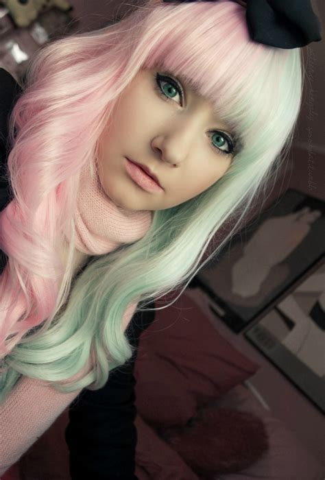 Pastel Hair Rachelinvogue Page 8