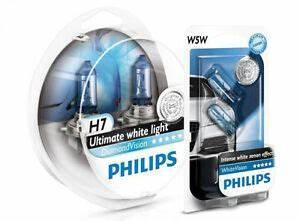 Michiba Diamond White H7 : w5w parkers new h7 philips diamond vision 5000k ultimate white light bulbs ebay ~ Medecine-chirurgie-esthetiques.com Avis de Voitures