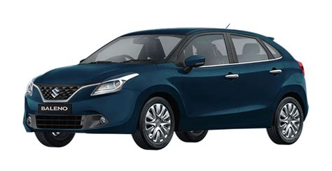 maruti baleno colors red blue silver orange white