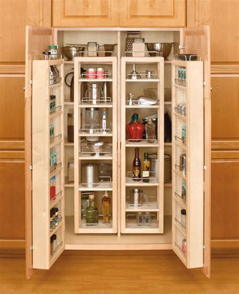 kitchen pantry organizer systems rev a shelf kitchen and bathroom organization kitchen 5489