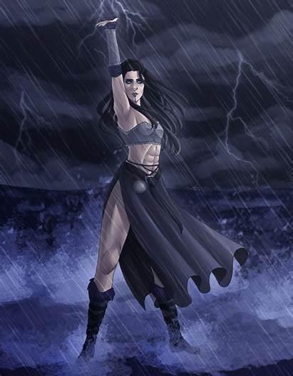 Yasha Criticalrole Mythology Lea Mar Am