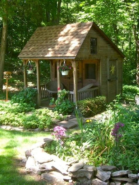 Small Backyard Sheds - best 25 rustic shed ideas on country porches