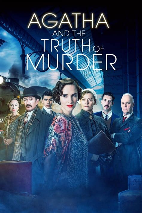 agatha   truth  murder film complet en