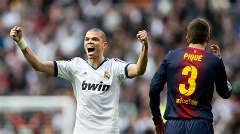 Transfer news: Real Madrid's Pepe guarded over Manchester ...