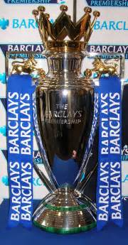 Trofeos, copas y medallas: el trofeo de la Premier League
