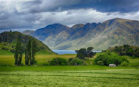 Landscape Of New Zealand Beautiful Hd Wallpaper For Your Desktop How To Setup Gmail On Iphone 6 Plus Gold Why Does My Get Hot What Year Was The First Made Apple 7 Delete Bookmarks 6s Much Is 5