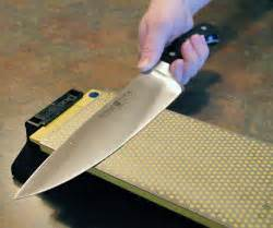 how to sharpen kitchen knives stones for sharpening kitchen cutlery
