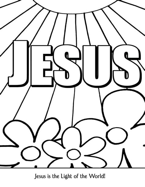 sunday school coloring pages sunday school color bible