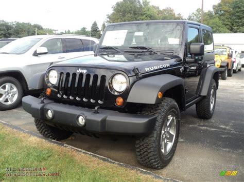black jeep rubicon 2012 jeep wrangler rubicon 4x4 in black 110598 all
