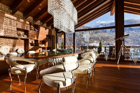 Stunning Boutique Chalet Zermatt Peak by Where To Hide From The World Chalet Zermatt Peak