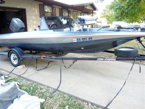 Ski Boats For Sale Wichita Ks by 1989 Cajun Fish And Ski 100hp Mariner Augusta Ks Boats