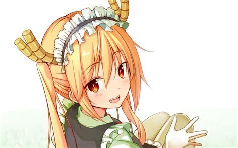kobayashi san chi  maid dragon anime girls tohru