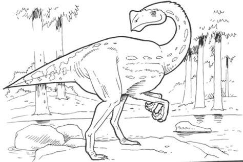 pergrasylis dinosaur coloring page  printable