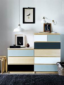 Meuble Malm Ikea : customisez votre commode malm ikea shake my blog ~ Melissatoandfro.com Idées de Décoration