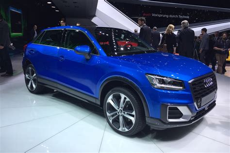 audi   pictures  suv lands  geneva show  car