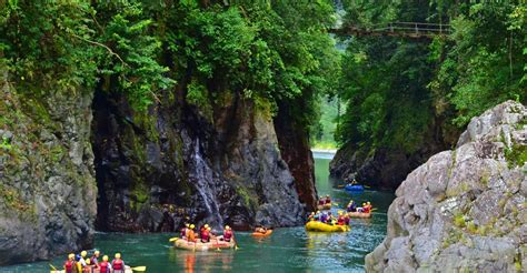 Pacuare River | Costa Rica Vacations | White Water Rafting