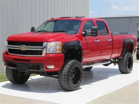 2008 Chevrolet Silverado For Sale by 2008 Chevrolet Silverado 2500 Diesel 4 215 4 Ltz 6 6 Duramax