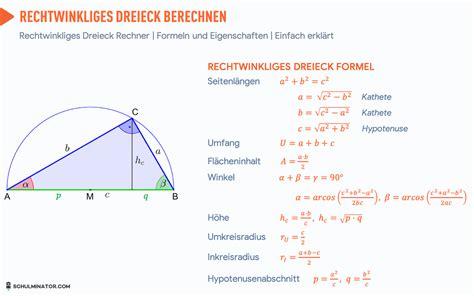 rechtwinkliges dreieck berechnen flaecheninhalt seite formel