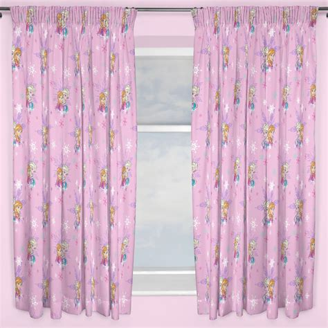 Kids Disney And Character Curtains 54 + 72 Inch Drop