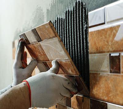 wall tile installation methods  tile doctor