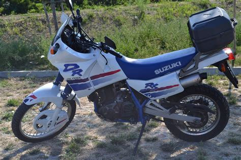 2001 Suzuki Dr650 by Prova Suzuki Dr 650 1985 1999 Insella It