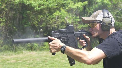 Kriss Vector Crb Carbine Review 45 Acp Doovi
