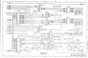 Apple Macintosh Se  30 Schematics
