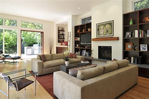 photos of living rooms with two sofas innovative lounger chair image ideas for living room