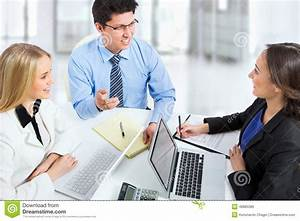 Young Business People Stock Photo - Image: 48885589