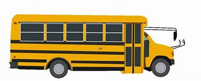 Bus Animated Clipart Transparent Education Webstockreview Virginia