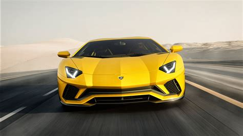 Lamborghini Aventador 4k Wallpapers by Lamborghini Aventador S 4k 2017 Wallpapers Hd Wallpapers