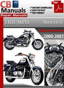 Triumph America 2000