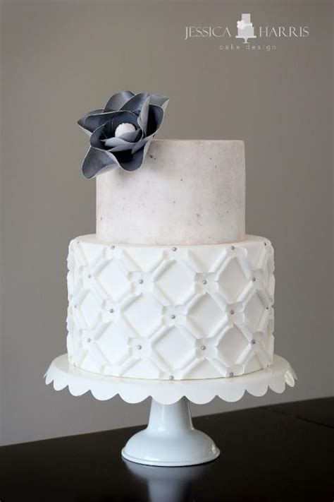 The Clean & Simple Collection Elegant Techniques Cake