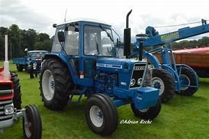 Ford 7600 Tractor Stradbally Steam Rally 2016