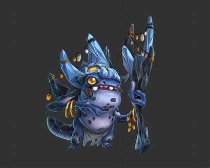 Animation Monster Legends Behance Portfolio Character Spine