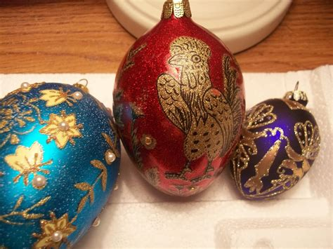 even more of my special christmas tree ornaments