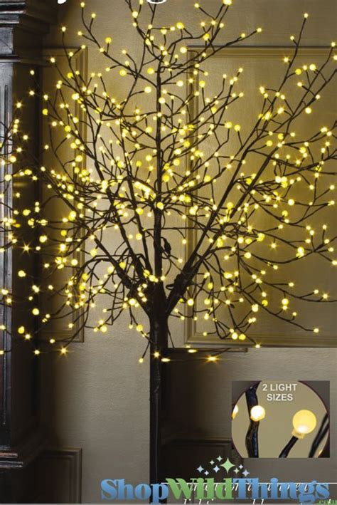 45 Best Images About Lighted Trees And Branches On