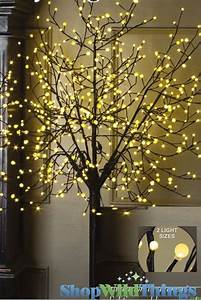 Led Tree- 8 Feet Tall - Indoor  Outdoor - 2 Sizes Of 600 Sphere Lights