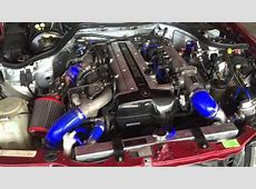Mercedes swapped 2Jz Engine Conversion YouTube