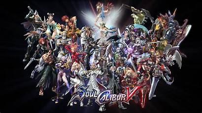 Calibur Soul Characters Soulcalibur Wallpapers Deviantart Ivy