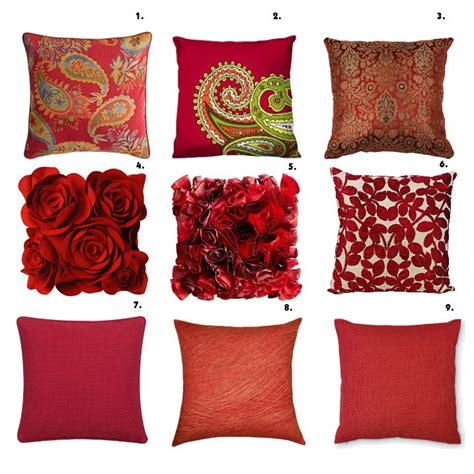 25 best ideas about red pillows on pinterest farmhouse