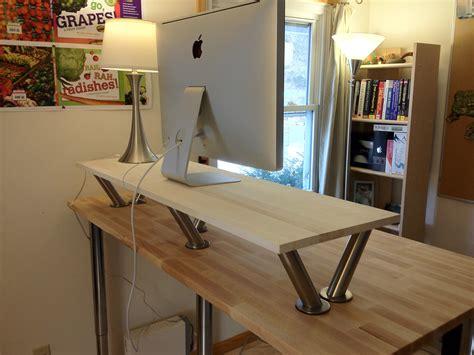 standing desk  top   regular desk