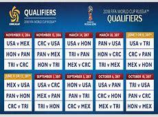 Lista la fase hexagonal de las Eliminatorias de CONCACAF