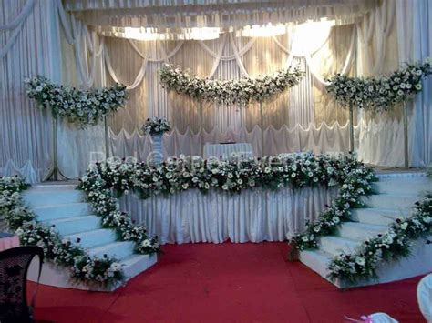 stage decorations ideas stunning wedding stage decorations for christians in kerala table setting