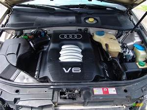 1999 Audi A6 2 8 Quattro Sedan Engine Photos
